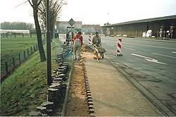 Kabelleitung-Kabelgraben