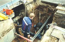 Rohrleitungsbau